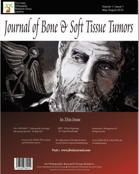 Journal of Bone and Soft Tissue Tumors